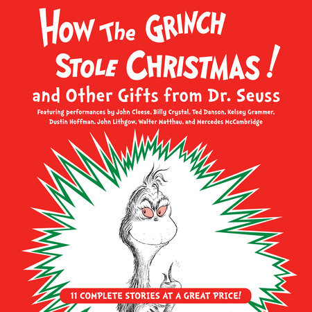 how the grinch stole christmas and other gifts from dr seuss by dr seuss - Dr Seuss How The Grinch Stole Christmas