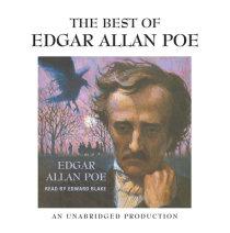 The Best of Edgar Allan Poe Cover