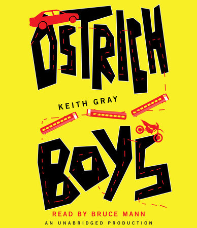 Ostrich Boys cover