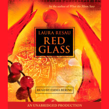 Red Glass Cover