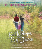 Faith, Hope, and Ivy June Cover