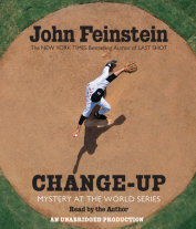 Change-Up: Mystery at the World Series Cover