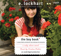 The Boy Book Cover