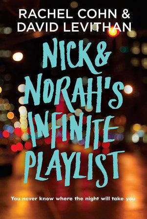Nick & Norah's Infinite Playlist cover