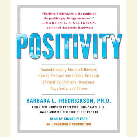 Positivity by Barbara Fredrickson