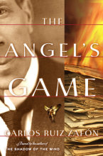 The Angel's Game Cover
