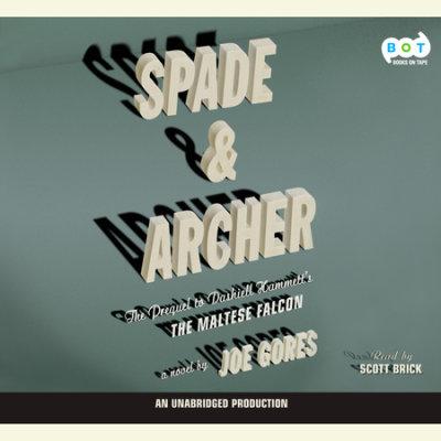 Spade & Archer cover