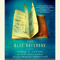 The Blue Notebook Cover