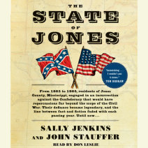 The State of Jones Cover