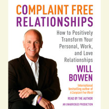 Complaint Free Relationships Cover