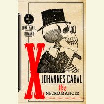 Johannes Cabal The Necromancer Cover
