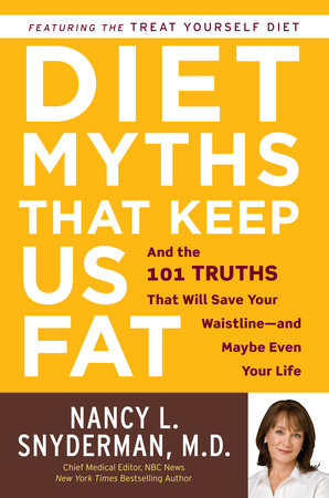 Diet Myths that Keep Us Fat cover