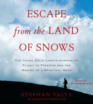 Escape from the Land of Snows Cover