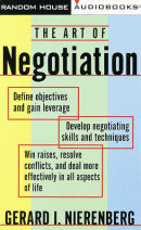 The Art of Negotiation Cover