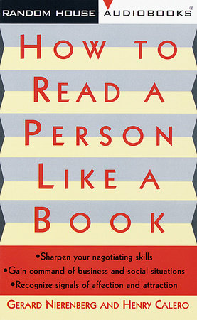 How to Read a Person Like a Book cover