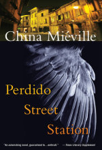 Perdido Street Station Cover