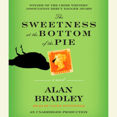 The Sweetness at the Bottom of the Pie cover