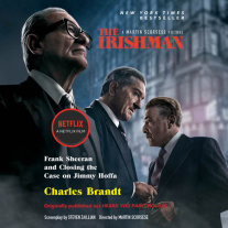 The Irishman (Movie Tie-In) Cover