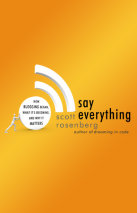 Say Everything Cover