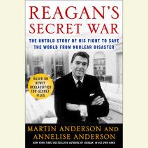 Reagan's Secret War Cover