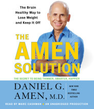 The Amen Solution Cover