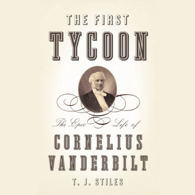 The First Tycoon cover