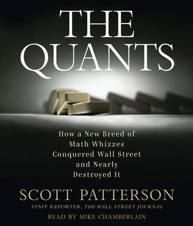 The Quants cover