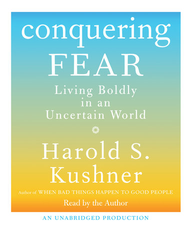 Conquering Fear cover