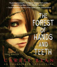 The Forest of Hands and Teeth Cover