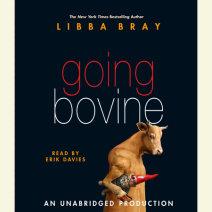 Going Bovine Cover