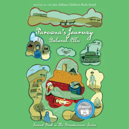 Parvana's Journey by Deborah Ellis