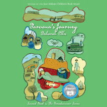 Parvana's Journey Cover