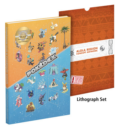 Pokémon Sun and Pokémon Moon: The Official Alola Region Collector's Edition Pokédex & Postgame Adventure Guide by Pokemon Company International