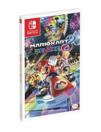 Mario Kart 8 Deluxe by Joseph Epstein and Garitt Rocha