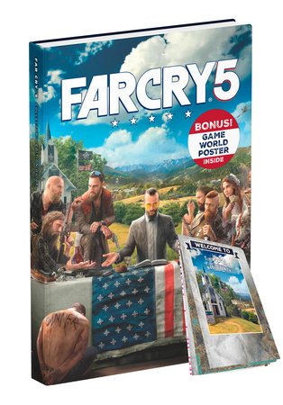 Far cry 5 by david hodgson kenny sims penguinrandomhouse far cry 5 by david hodgson and kenny sims gumiabroncs