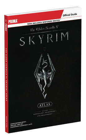 Elder Scrolls V: Skyrim Atlas by David Hodgson