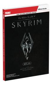 Elder Scrolls V: Skyrim Atlas