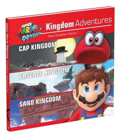 Super Mario Odyssey: Kingdom Adventures, Vol. 1 by Doug Walsh