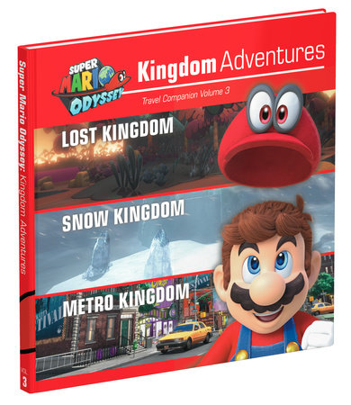 Super Mario Odyssey: Kingdom Adventures, Vol. 3