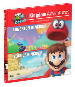 Super Mario Odyssey: Kingdom Adventures, Vol. 4