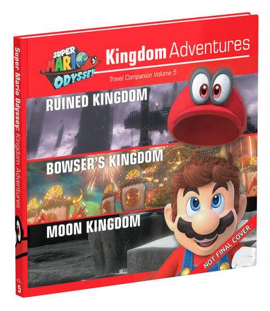 Super Mario Odyssey: Kingdom Adventures, Vol. 5 by Prima Games