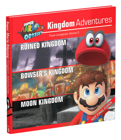Super Mario Odyssey: Kingdom Adventures, Vol. 5