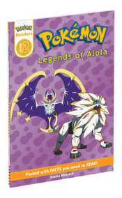 Prima Games Reader Level 2 Pokemon: Legends of Alola