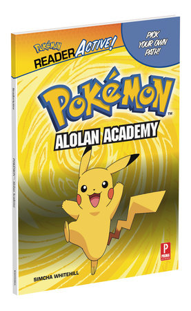 Pokemon ReaderActive: Alolan Academy by Simcha Whitehill