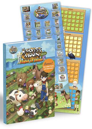 Harvest Moon: Light of Hope A 20th Anniversary Celebration