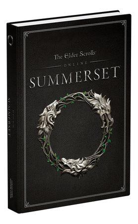 The Elder Scrolls Online: Summerset by Garitt Rocha and David Hodgson