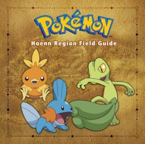 Pokémon Hoenn Region Field Guide