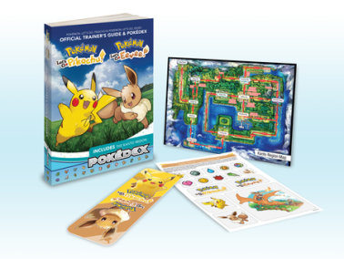 Pokémon: Let s Go, Pikachu! & Pokémon: Let s Go, Eevee!