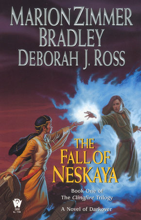 The Fall of Neskaya by Marion Zimmer Bradley