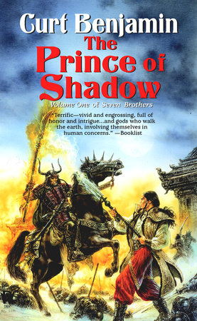 The Prince of Shadows by Curt Benjamin